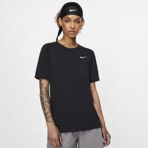 Nike Haut de runningà manches courtes Dri-FIT Tailwind pour Femme - Noir - Taille XS - Femme