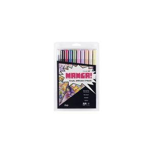 Tombow ABT Dual Brush Pen Manga Shojo