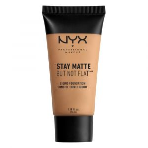 NYX Cosmetics Stay matte but not flat Golden Beige - Fond de teint liquide