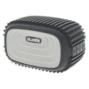 Sweex SWBTSP200BL - Haut-parleur Bluetooth micro intégré
