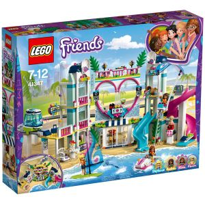 Lego 41347 - Friends : Le complexe touristique dHeartlake City