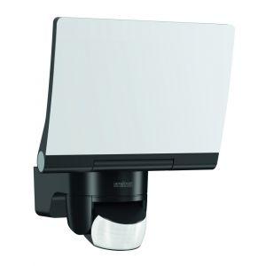 Steinel Potelet à détection extérieur Xled LED intégrée 20 W = 1608 Lm, noir