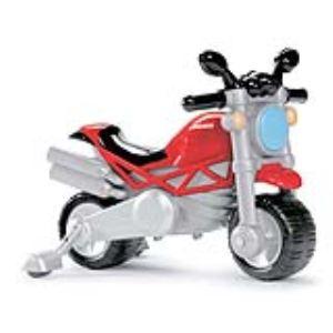 Chicco Porteur Moto Ducati Monter