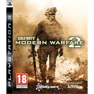 Call of Duty : Modern Warfare 2 [PS3]