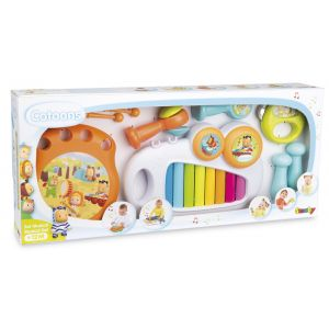 Smoby Coffret musical Cotoons