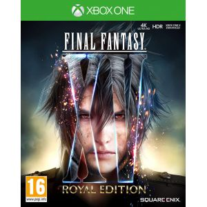 Final Fantasy XV - Edition Royale sur XBOX One