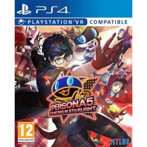 Persona 5 Dancing in Starlight [PS4]