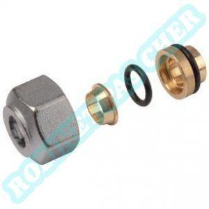 Giacomini Adaptateur cuivre droit - Ø 14 mm - Série R178 -