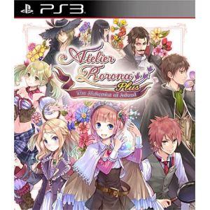 Atelier Rorona Plus : The Alchemist of Arland [PS3]