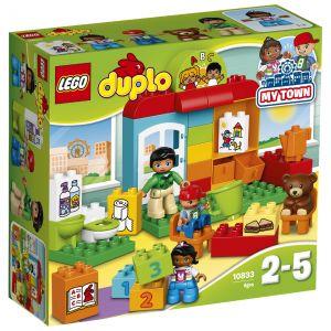 Lego 10833 - Duplo : Le jardin d'enfants