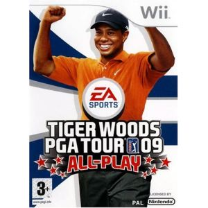 Tiger Woods PGA Tour 09 [Wii]