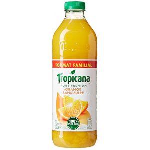 Tropicana Jus d'orange sans pulpe - La bouteille de 1,5L