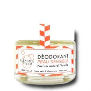 Clémence & Vivien Déodorant peau sensible - vanille