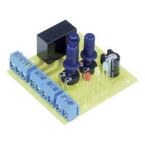 Basetech Module mini-alarme kit monté BT-1839719 12 V/DC, 9 V/AC, 12 V/AC 1 pc(s)