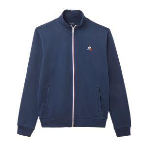 Le Coq Sportif ESS FZ Sweat N°2 M Joggings & Survêtements Hommes Bleu Marine - S - Vestes de survêtement