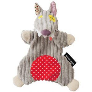 Les Déglingos Doudou Marionnette Bigbos Le Loup