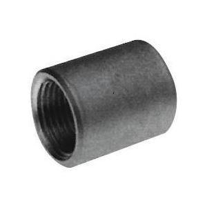 Afy 2701012G - Manchon 2701 tube soudé filetage cylindrique longueur 26mm galva D12x17