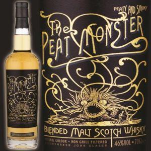 The Peat Monster Scotch Whisky Blended Malt (70 cl)