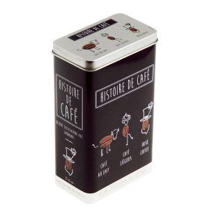 Incidence Boîte à café Grain de café en aluminium