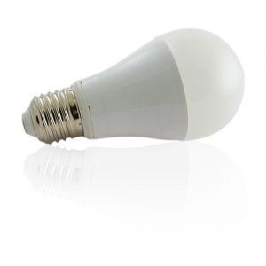 Superled Lot de 10 Ampoules LED E27 9W équivalent 75W Blanc Froid (6400K)