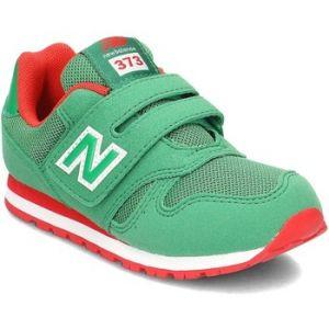 New Balance 373, Sneakers Basses Mixte Enfant, Vert