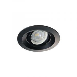 Kanlux Support spot gu10-mr16-led-encastrable plafond noir-COLIE DTO-B