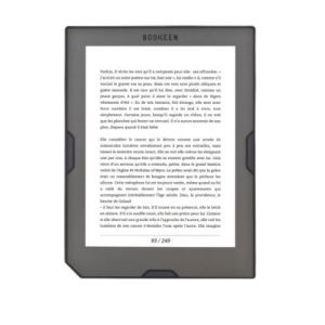 "Bookeen Cybook Muse HD - Liseuse numérique 6"""