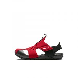 Nike Sandale Sunray Protect 2 pour Jeune enfant - Rouge - Taille 35.5 - Unisex