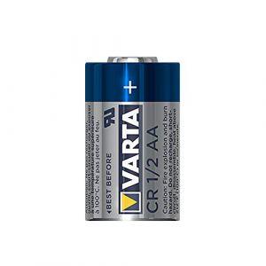 Varta 1 Lithium CR 1/2 AA 700mAh 3V