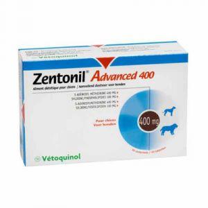 Vetoquinol Zentonil Advanced 400 mg 30 cps