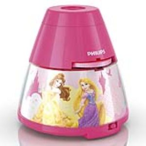 Philips 71769/28/16 - Projecteur mural Disney Princesse