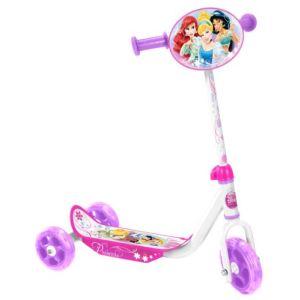 Stamp Trottinette 3 roues Disney princesses