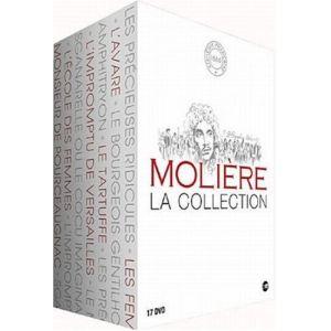 Coffret Molière - La Collection