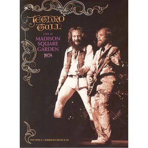 Emi Jethro Tull - Live At Madison Square Garden CD