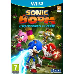 Sonic Boom : Rise of Lyric [Wii U]