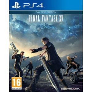 Final Fantasy XV sur PS4
