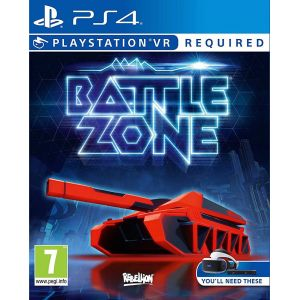 Battlezone - Jeu PlayStation VR [PS4]