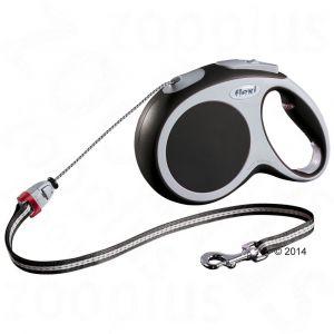 Flexi Vario M 8m - Laisse cordon
