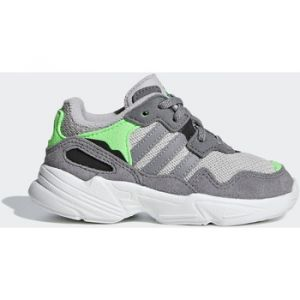 Adidas Chaussures enfant Chaussure Yung-96 Gris - Taille 19,20,21,22,23,24,25,26,27