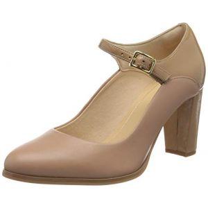 Clarks Chaussures escarpins KAYLIN ALBA Beige - Taille 36,37,38,39,40,41,42,35 1/2,37 1/2,41 1/2,39 1/2