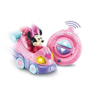 Vtech Tut Tut Bolides La magi-voiture télécommandée de Minnie