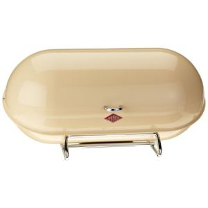 Wesco Boîte à pain ronde Breadboy en inox