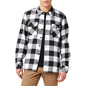Dickies Sacramento - Chemise casual - Taille normale - Manches longues - Homme - Noir (Black) - Taille : Medium