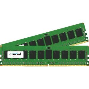 Crucial CT2K8G4RFS4213 - Barrettes mémoire 2 x 8 Go DDR4 2133 MHz CL15 RDIMM 288 broches
