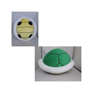 Together Peluche carapace verte licence Nintendo