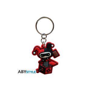 Abystyle DC COMICS - Porte-clés PVC Harley Quinn
