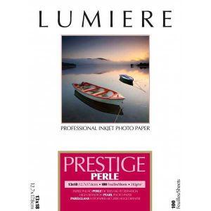 Lumiere LUM3100233 - Papier photo Prestige perle 100 feuilles 12,7x17,8 cm