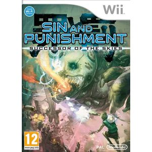 Sin and Punishment : Successor of the Skies [Wii]
