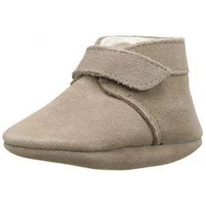 Robeez POLENORD, Chaussures de Naissance Mixte bébé, (Marron Clair 91), 25/26 EU