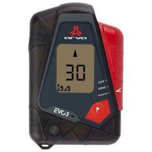 Arva Sécurité avalanche Evo5 - Black / Red - Taille One Size